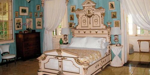 Bonnet House Private Living Quarters Tours