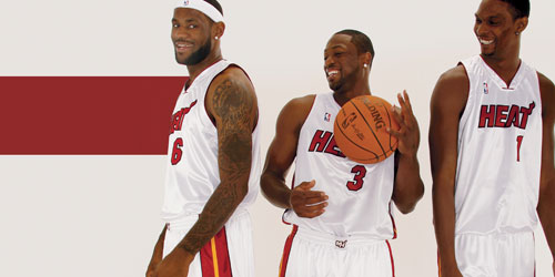 87985a029816 Heat effects  How LeBron James