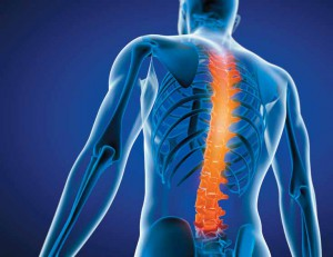 Away with back pain