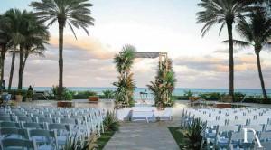 Eau Spa wedding