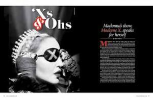 Madonna December 2019