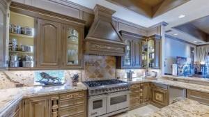 Multi kitchen mansion