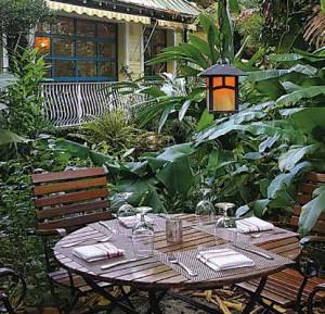 Sundy House's fine dining restaurant Taru