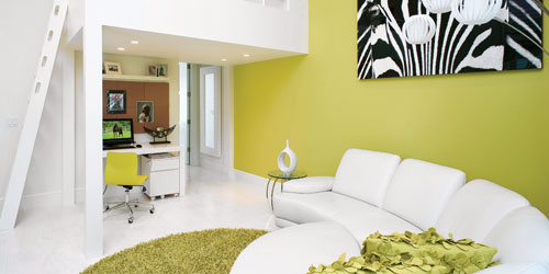 Easy Being Green New Interior Color Choices City Shore Magazine