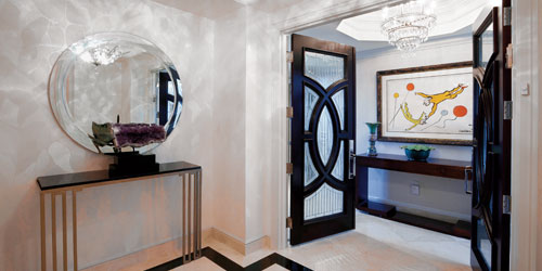 Fantastic Foyer Ideas To Make The Perfect First Impression: Foyers That Make Great First Impressions