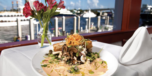 South Florida Restaurants With Water Views City Shore