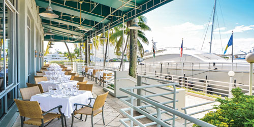 10 Nice And Quiet South Florida Restaurants City Shore
