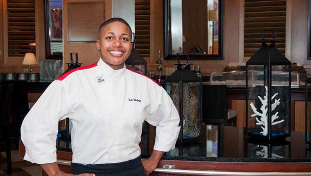 lead cook at fort lauderdales 3030 ocean wins season 13 of fox tvs hells kitchen - Hells Kitchen Fox