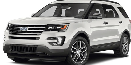 behind the wheel of 2016 ford explorer ltd